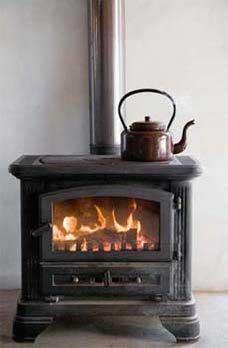 pellet-stove