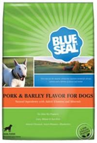 BSEAL pork & barley 20lb 1272