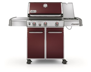Choosing Right Grill EP-330_RED_WEBER