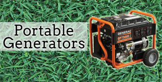 How To Correctly Size A Portable Generator