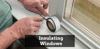 Insulating Your Windows