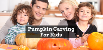 12 Great Pumpkin Carving Ideas for kids!