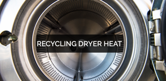 Save on Heating With Recycled Dryer Heat!