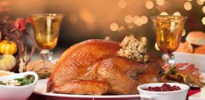 Koopman smoked turkey dinner