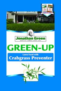 jonathan green grren up crabgrass preventer