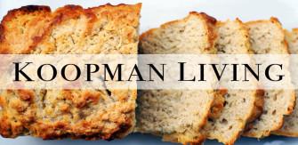 Koopman Recipes – Beer Bread on the Big Green Egg