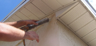 Project Book: Painting Your Home's Exterior Part 3: Priming and Caulking