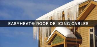 EASYHEAT® Roof De-Icing Cables