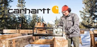 Get the Job Done, and Look Good Doing it: Carhartt
