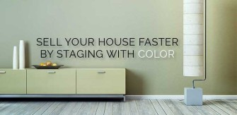 Sell Your House Faster by Staging with Color