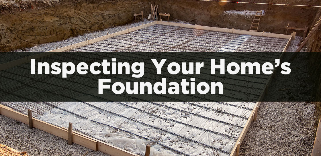 inspecting your home's foundation koopman lumber