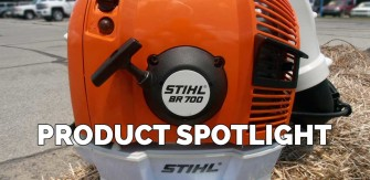 Product Spotlight – STIHL BR 700