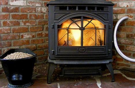 clean-pellet-stove