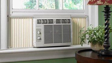 windowed air conditioning unit