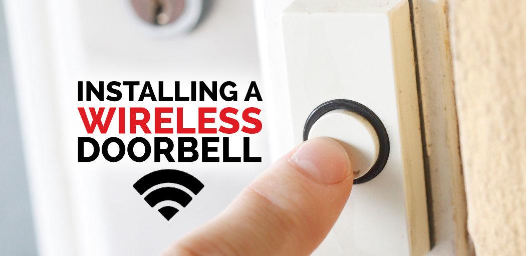 installing-a-wireless-doorbell