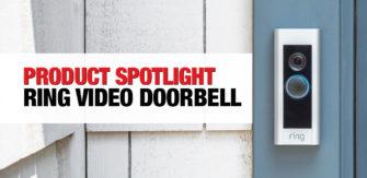 Product Spotlight – Ring Video Doorbell
