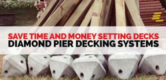 Save Time AND Money Setting Decks With This AMAZING tool – Diamond Pier