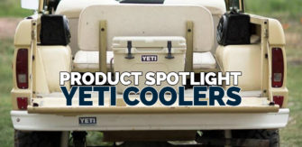 Product Spotlight – Yeti Coolers and Drinkware