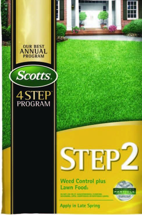 Scotts step 2