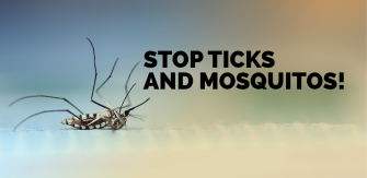 STOP Ticks and Mosquitoes From Taking Over Your Yard!
