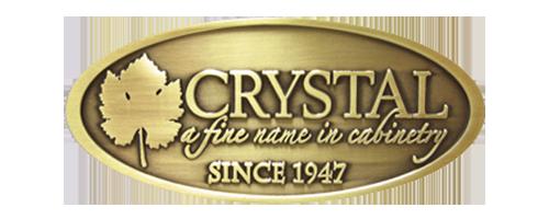 Crystal Cabinets Logo