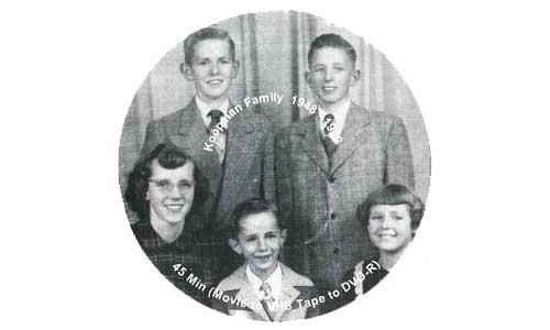 Koopman Family 1948