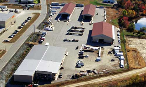 Koopman Lumber Distribution Center