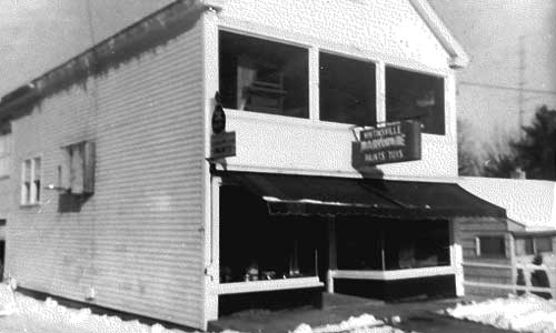 Whitinsville Store 1950