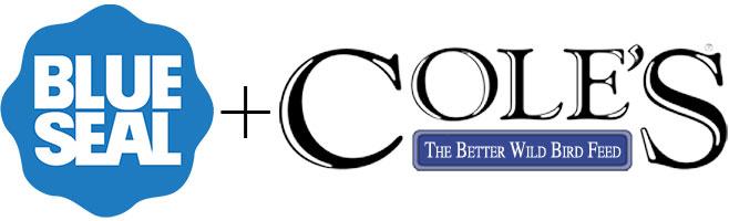 Blue Seal Coles Logo