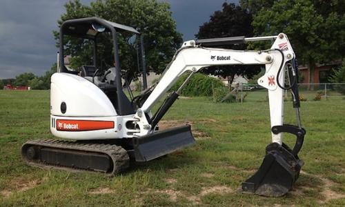 Bobcar 425 Mini Excavator