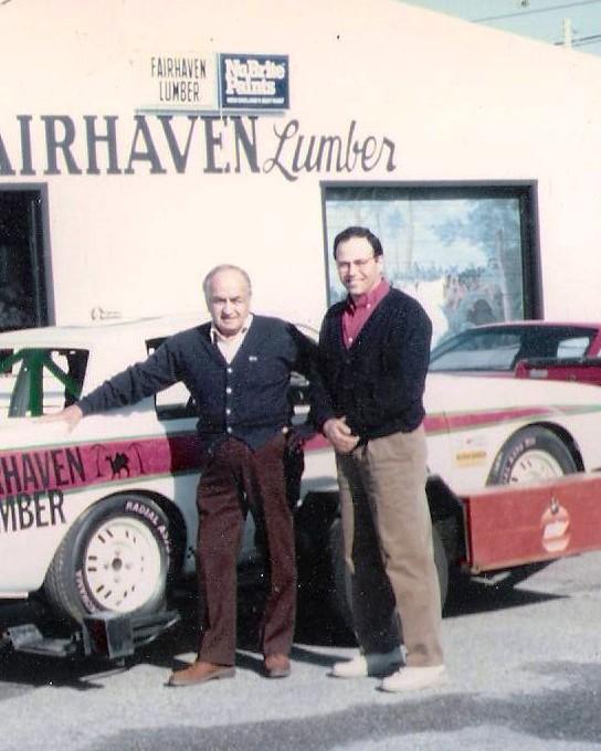 John and Jims Race Car
