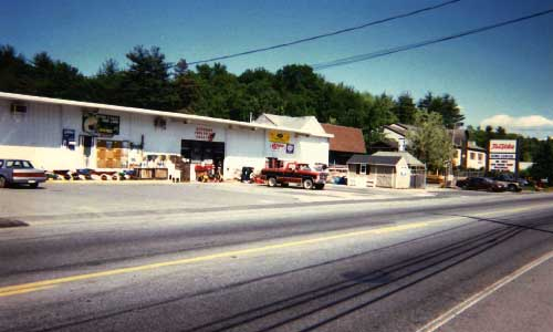 Grafton Location circa 1980