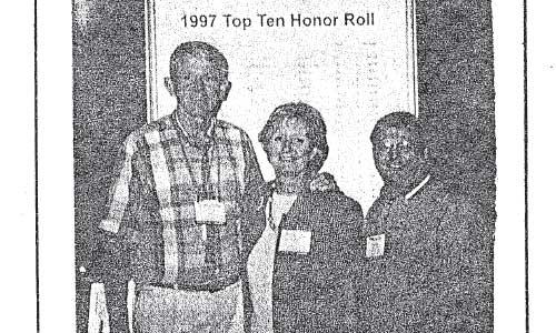 Truserve Honor for Don Koopman