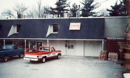 Whitinsville Store 1980